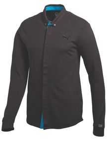 Lux long sleeved polo shirt