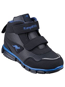 Kids inlite high top trainer