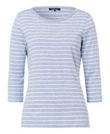 Olsen Cotton stripe T-shirt