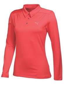 Puma Long sleeve polo