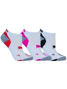 Puma Pounce Low Cut Sock 3 Pack