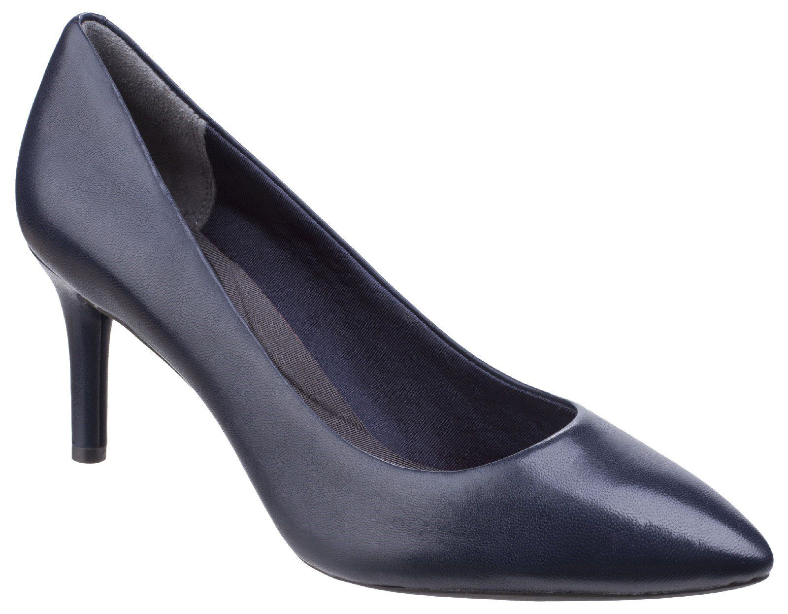 Rockport Total Motion Pointy Toe Pump, Blue