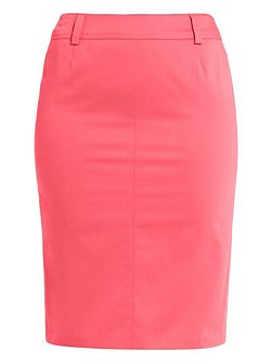 Light Pencil Skirt