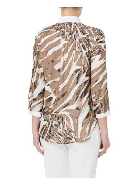Basler Animal print blouse