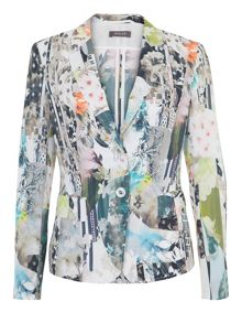 Basler Multicoloured Blazer