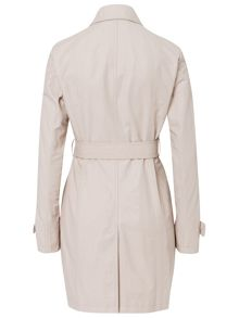 Basler Single Breasted Trench Coat
