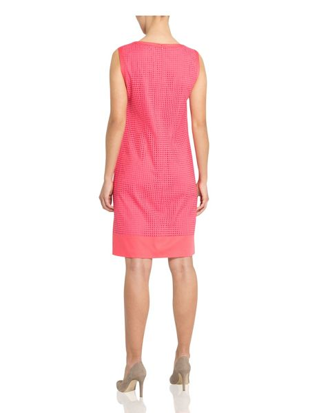 Basler Cotton Shift Dress