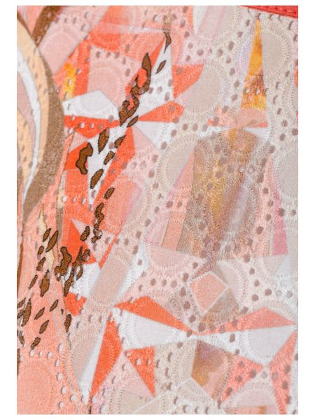 Basler Abstract print dress