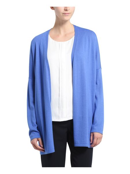 Basler Loose Fit Knit Cardigan