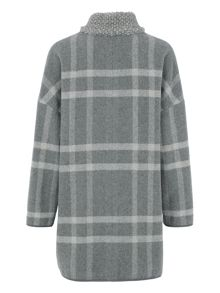Basler Funnel Neck Wool Coat