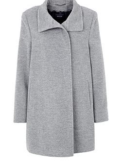 Classic Coat With Cashmere