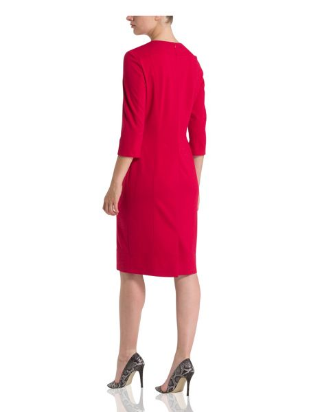 Basler Tailored Jersey Dress