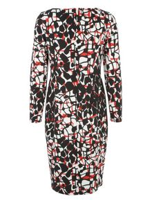 Basler Patterned Dress