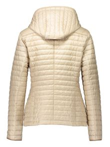 Basler Hooded Quilted Jacket