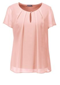 Basler Short Sleeves Blouse