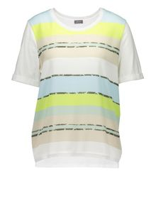 Basler Patterned T-shirt
