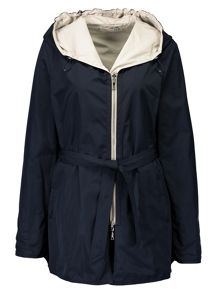 Basler Reversible Raincoat