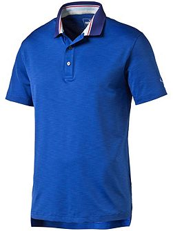 Tailored tipped polo