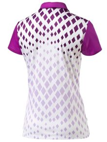 Puma Diamond Graphic Polo