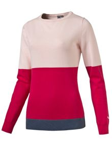Puma Colorblock Sweater