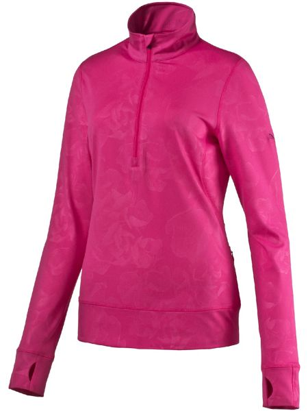 Puma Bloom 1/4 Zip Jumper