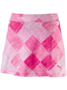 Puma Crosshatch Knit Skort