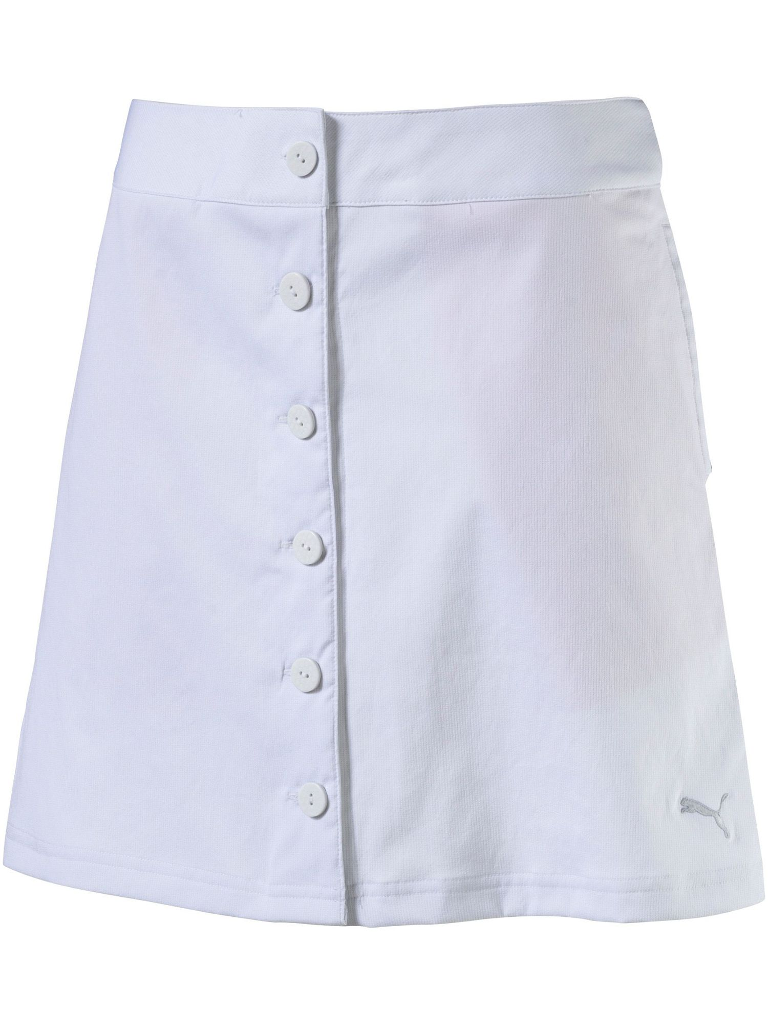 Puma Pounce Skirt, White