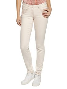 Sandwich Embroidered skinny jeans