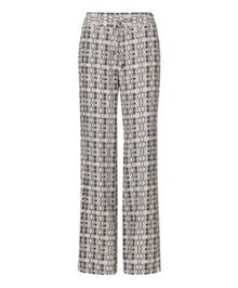 Olsen Wide leg linen trousers