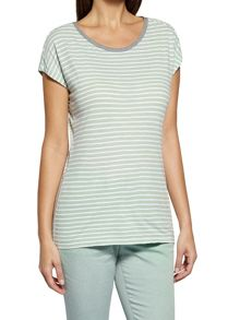 Sandwich Striped T-shirt