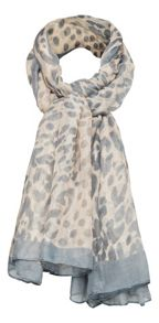Sandwich Animal print scarf