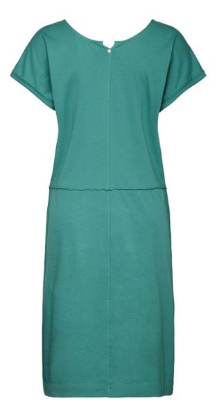 Sandwich Cotton dress with pockets