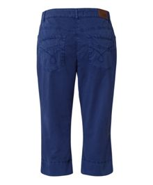 Olsen Striaght cropped trousers