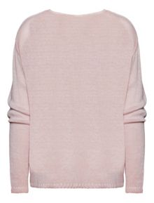 Sandwich Summer cotton jumper
