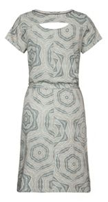 Sandwich Tribal print dress