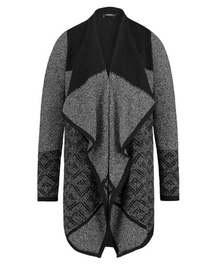 Olsen Waterfall cardigan