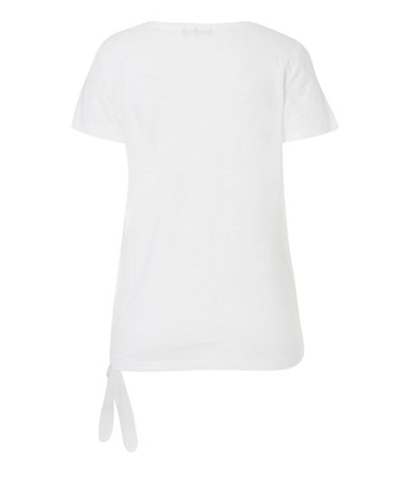 Olsen Side knot detail top