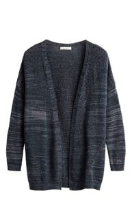 Sandwich Edge to edge marl cardigan