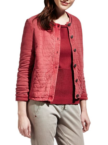 Sandwich Sport look casual jacket
