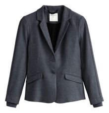Sandwich Single breasted jacket