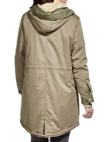 Sandwich Two in one parka