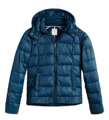 Sandwich Patriot blue quilted jacket