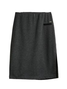Sandwich Pull-on jersey skirt