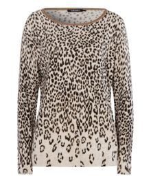 Olsen Animal print jumper