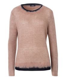 Olsen Textured detail jumper