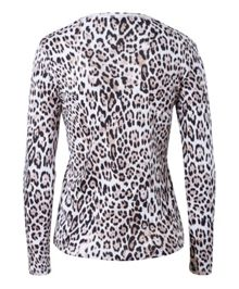 Olsen Animal print T-shirt