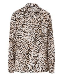 Olsen Animal print blouse