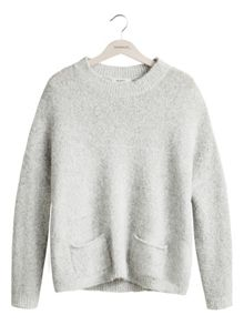 Sandwich Cosy oversized jumper