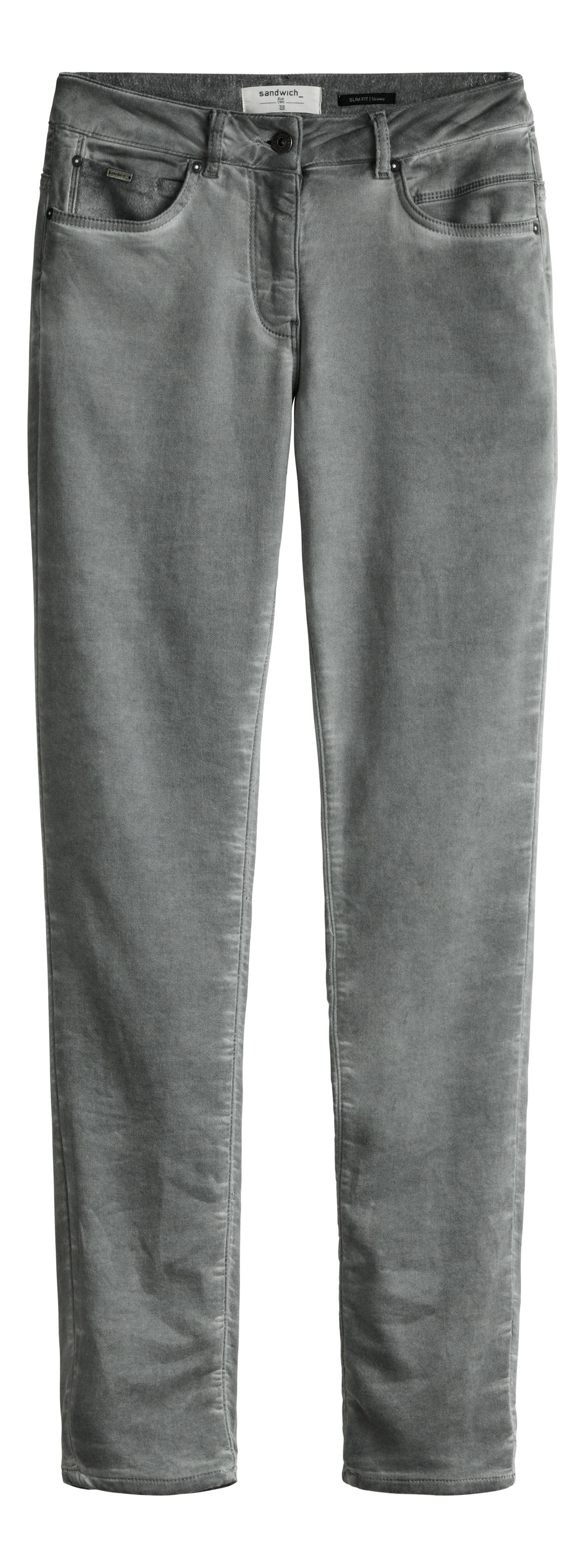 Sandwich Sandwich Supersoft jeans, Grey