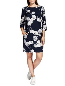 Sandwich Bold print dress